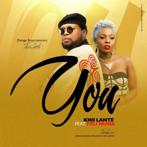 LYRICS: Knii Lante - You (feat. Feli Nuna)