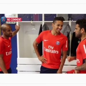 Magnom's 'My Baby' Played in PSG Locker Room