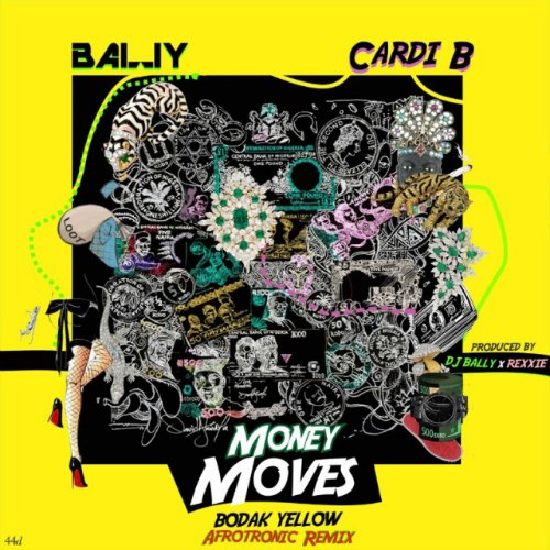 Cardi B X DJ Bally - Money Moves (Afrotronic Remix)
