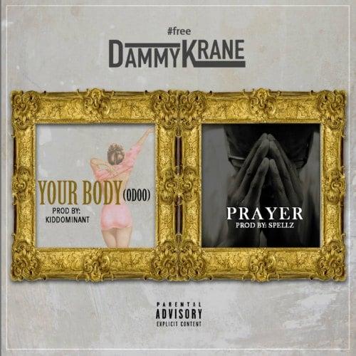 Dammy Krane – Prayer (Prod. By Spellz)