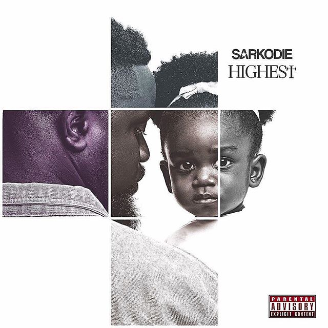 Sarkodie Releases The Official Artwork And Tracklist For Highest Album titi