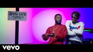 VIDEO: Falz - Something Light (feat. YCee)