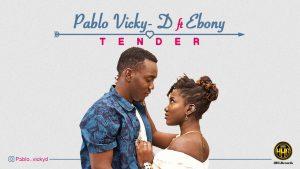 VIDEO: Pablo Vicky-D - Tender (feat. Ebony)