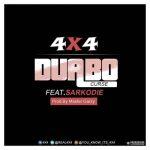 4x4 - Duabo (feat. Sarkodie)(Prod. By Mix Master Garzy)