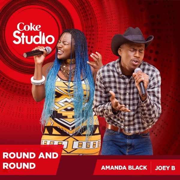 Amanda Black & Joey B – Round & Round (Prod By GospelOnTheBeatz)