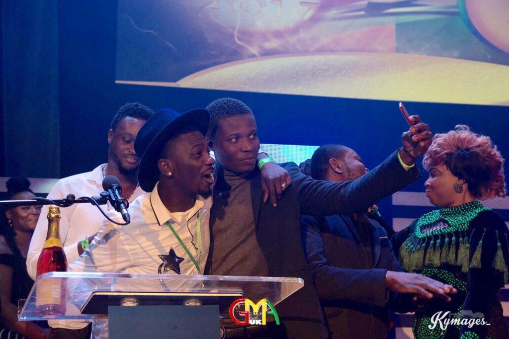 Full List Of Winners At The Ghana Music Awards UK 2017