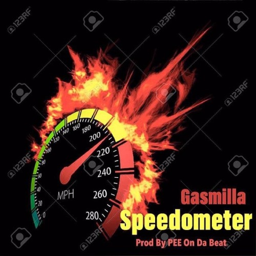 Gasmilla – Speedometer (Prod. By PEE On Da Beat)