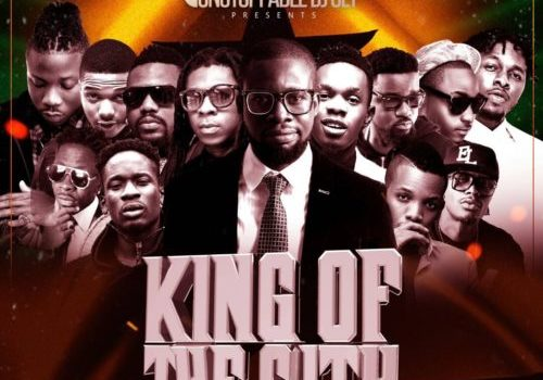 DJ Sly Releases His Latest Mixtape Dubbed 'King Of The City'