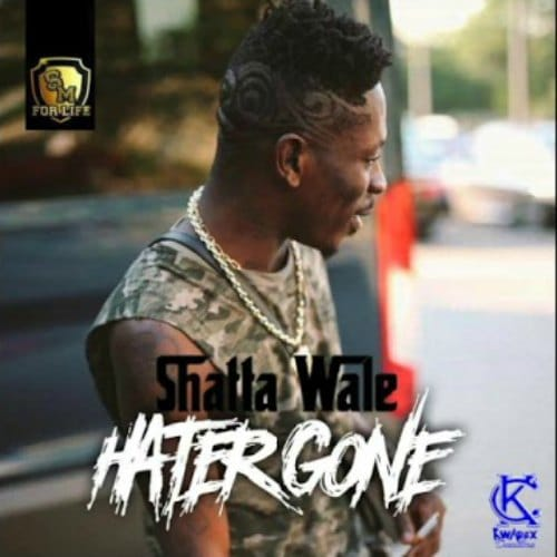 Shatta Wale – Hater Gone (Prod. by Da Maker)