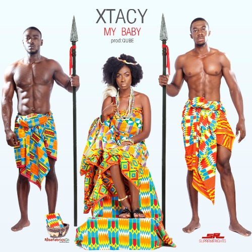 Xtacy – My Baby (Prod. By Qube)