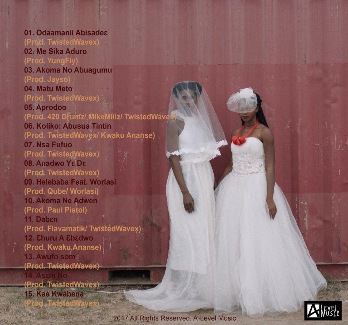 ALBUM: Akan - Onipa Akoma