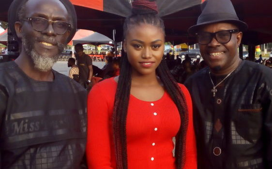 eShun Pays Last Respect to the Late Highlife Legend Paapa Yankson