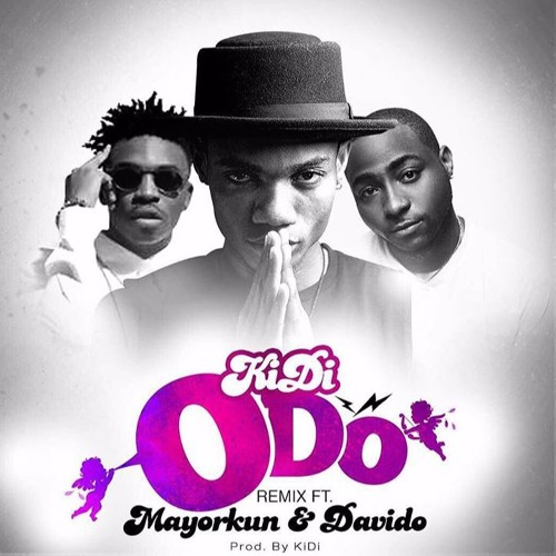 Kidi – Odo (Remix)(feat. Mayorkun and Davido)