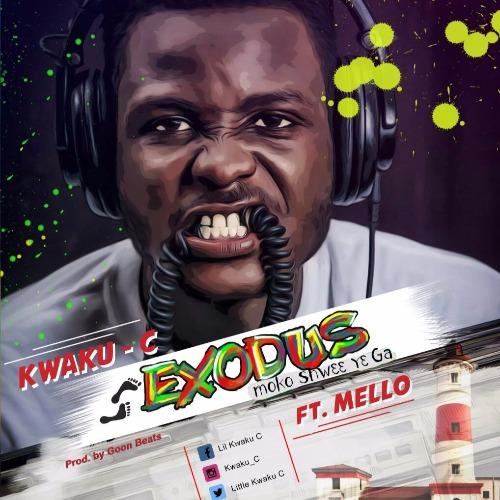 Kwaku C- Exodus (feat. Mello)(Prod. By Goon Beatz)