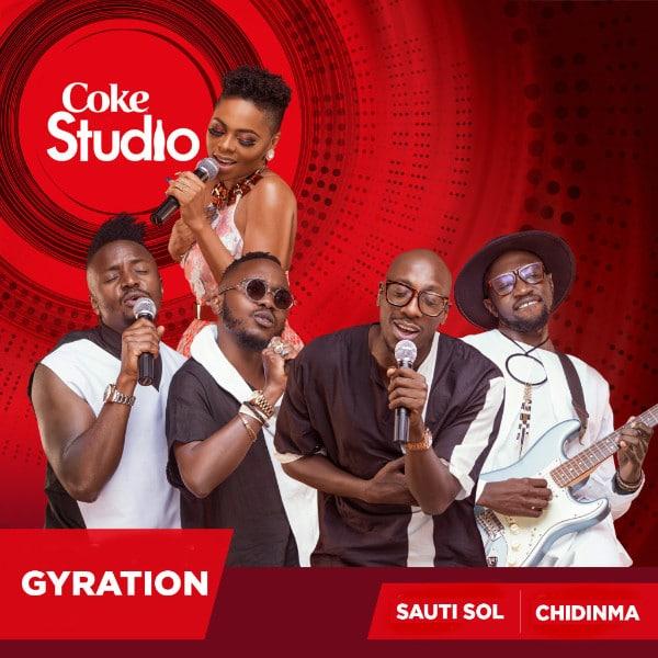 Sauti Sol & Chidinma – Gyration (Prod. ByMasterkraft)