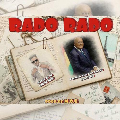 Shatta Wale – Rado Rado (Prod. By M.O.G Beatz)
