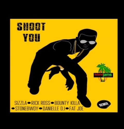 Sizzla – Shoot You Remix (feat. Rick Ross , Bounty Killa, Stonebwoy, Fat Joe, Daniel DI)