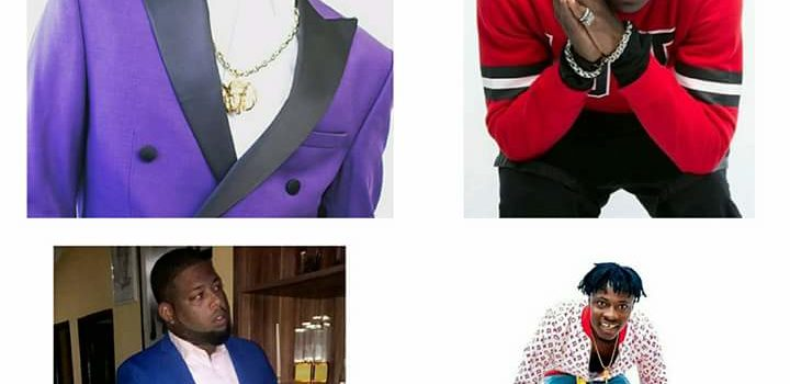 AUDIO: Shatta Wale ,Stonebwoy , D-Black , Fancy Gadam & Others in Class (COMEDY)