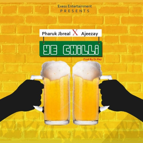 Ajeezay & Pharuk Jbreal – Y3 Chilling (Prod. By Dr Ray Beat)