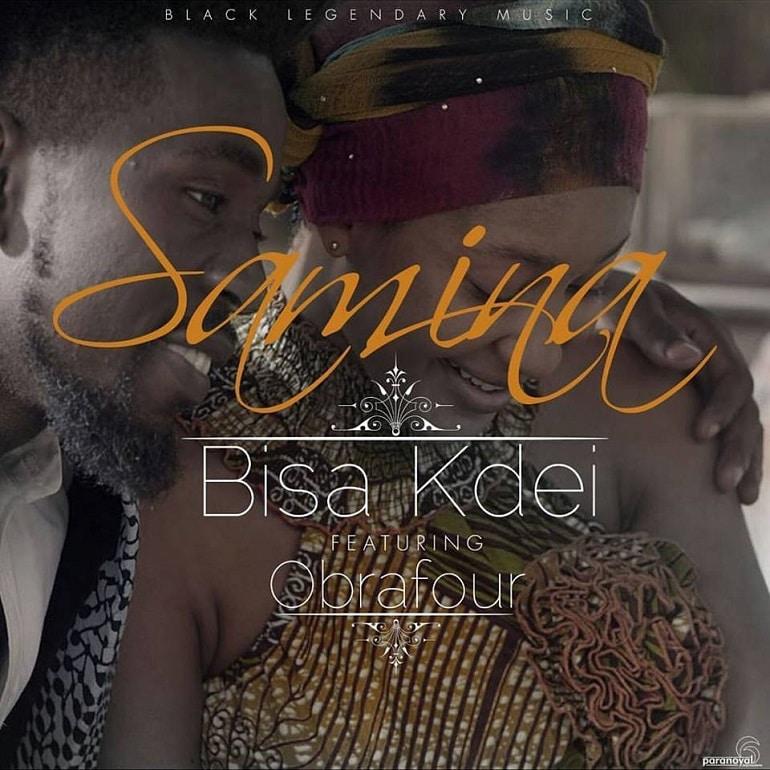 Bisa Kdei - Samina (feat. Obrafour)