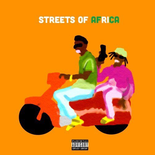 Burna Boy – Streets of Africa