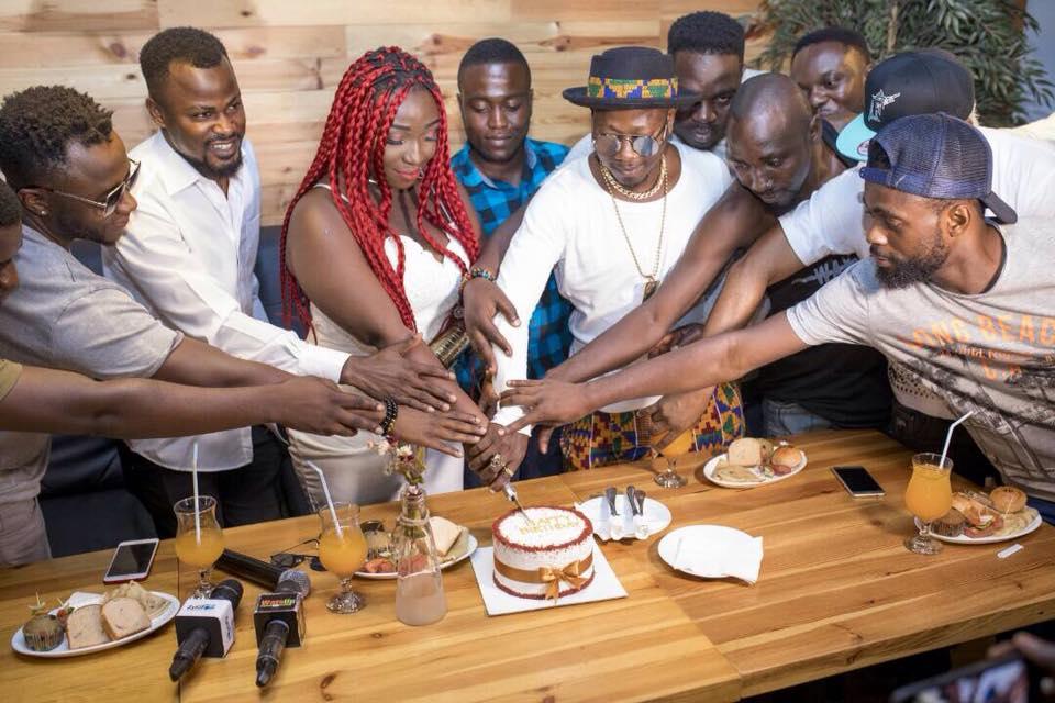Female Rapper Eno Barony Unveils Debut Album 'Yaa Asantewaa'