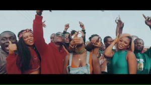 VIDEO: Ebony - Hustle (feat. Brella) , watch Ebony Hustle video download