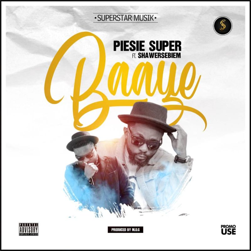 Piesie Super & Shawers Ebiem 'Clash' in The Studio