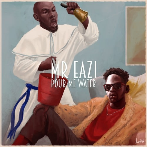 INSTRUMENTAL REMAKE: Mr. Eazi – Pour Me Water (Prod. By SkyBeatsGH)