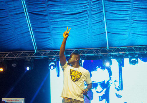PHOTOS + VIDEO: M3dal's Epic Performance at Edemfest