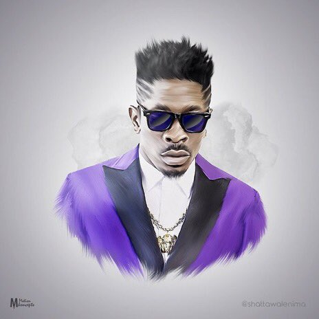 Shatta Wale - Commander Bush (Prod. By B2)