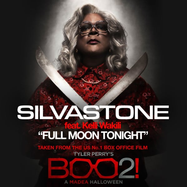 Silvastone – Full Moon Tonight (feat. Kelli Wakili)