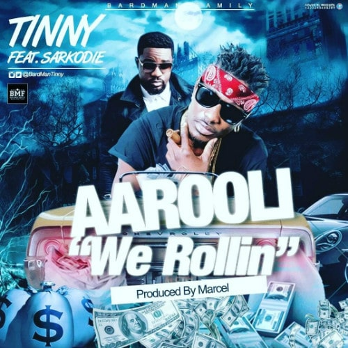 Tinny – Aarooli (feat. Sarkordie)(Prod. By Marcel)