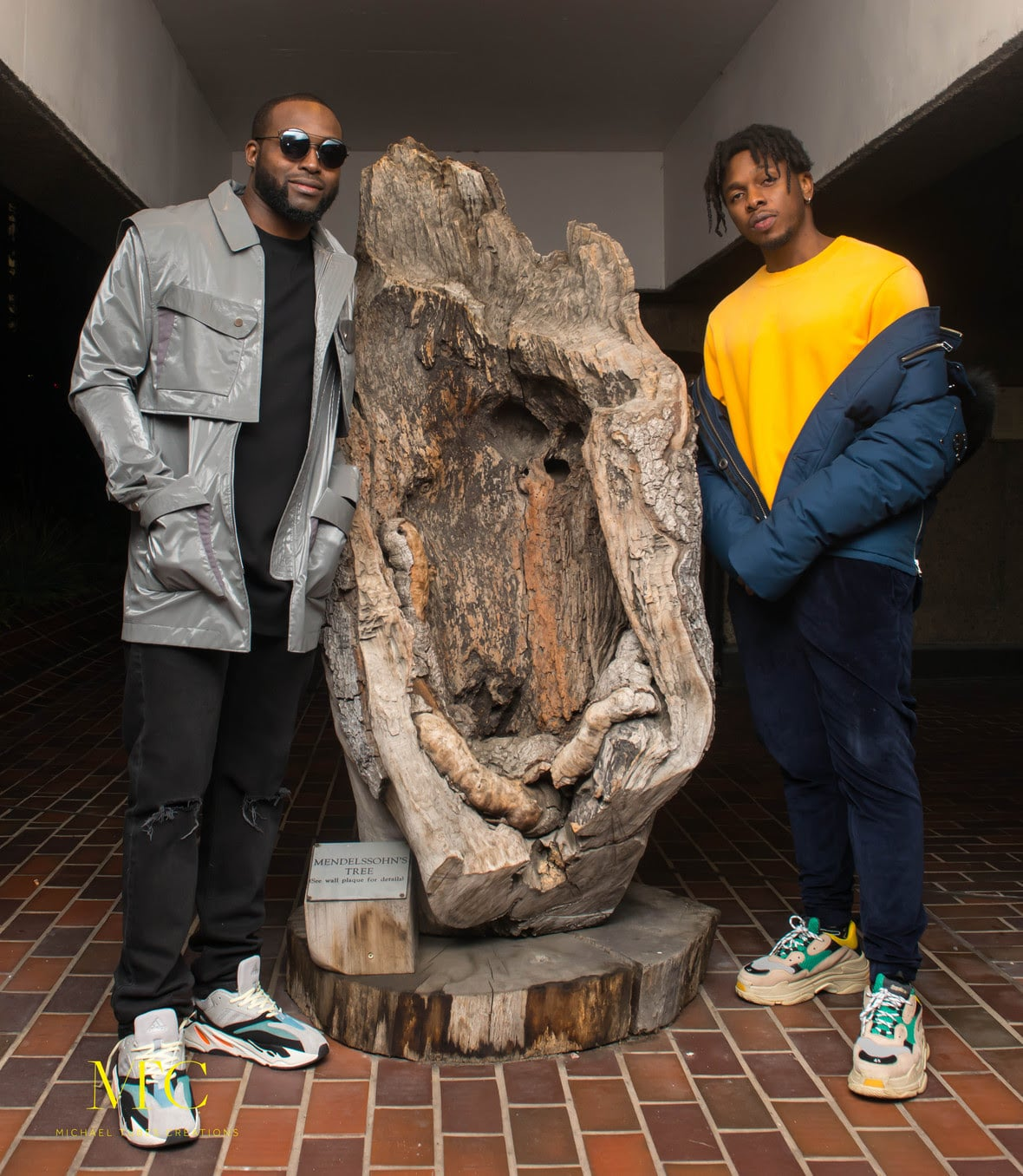 Check out BTS pictures from DJ Neptune's Why video shoot featuring the mad over you crooner Runtown. The video for Why was shot in the U.K and directed by JM Films productions. In the mean time enjoy the audio and lyrics video to Why, while we await the official music video and the album #GREATNESS by International DJ Neptune.  Click To Download WHY  Click To Watch WHY Lyrics Video  Click To Connect With DJ Neptune