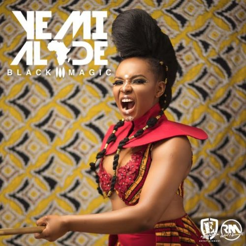 ALBUM: Yemi Alade – Black Magic