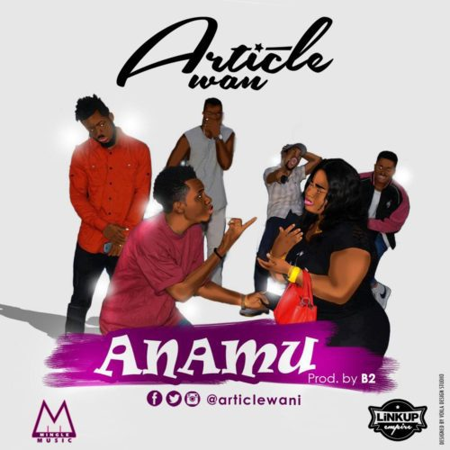 Article Wan - Anamu (Prod. By B2)