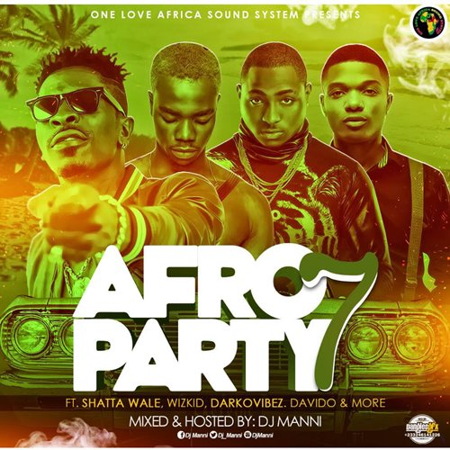 DJ Manni – Afro Party Vol.7