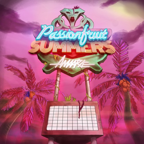 EP: Amaarae - Passionfruit Summers