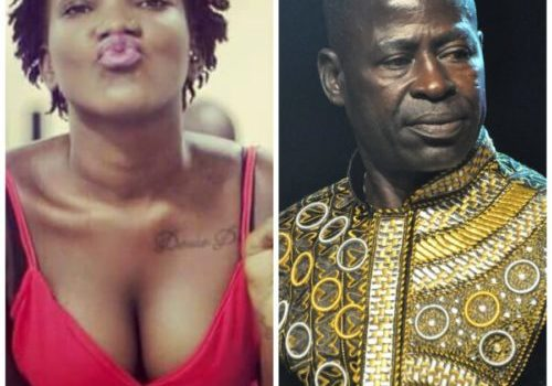 Ebony Engages Amakye Dede In Kumasi