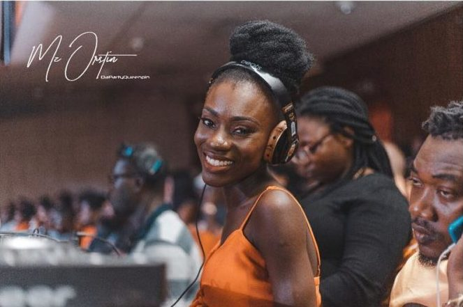 Diary of A Successful Female DJ In Ghana - By Pamela Ofori-Boateng