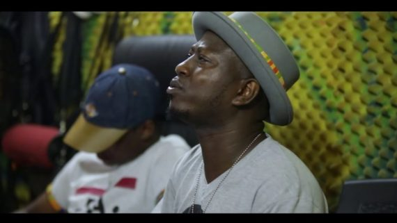 VIDEO: Flowking Stone – Opana (feat. Shatta Wale)(Studio Session)