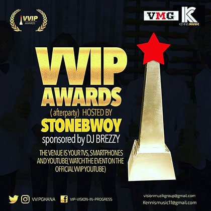 VVIP – After Party (feat. Stonebwoy)(Prod. By DJ Breezy)
