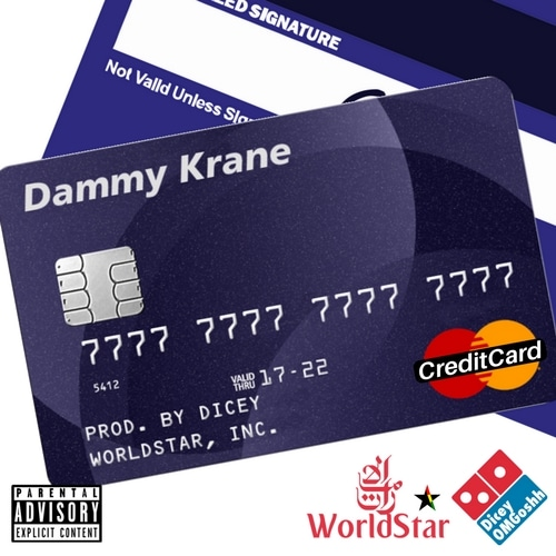 Worldstar x Dammy Krane – Credit Card (Moves)(Prod. By Dicey)