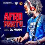 DJ Manni - Afro Party VOL.10