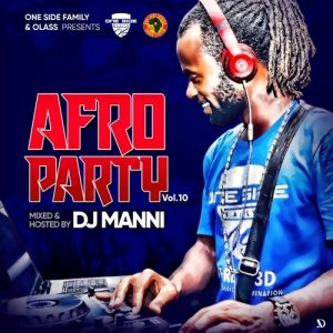 DJ Manni - Afro Party VOL.10