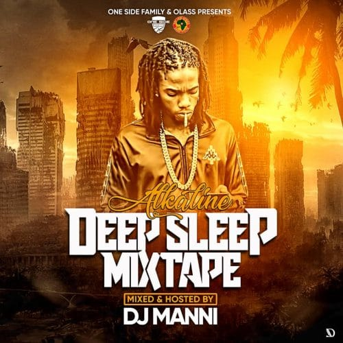 DJ Manni – Alkaline Deep Sleep Mixtape