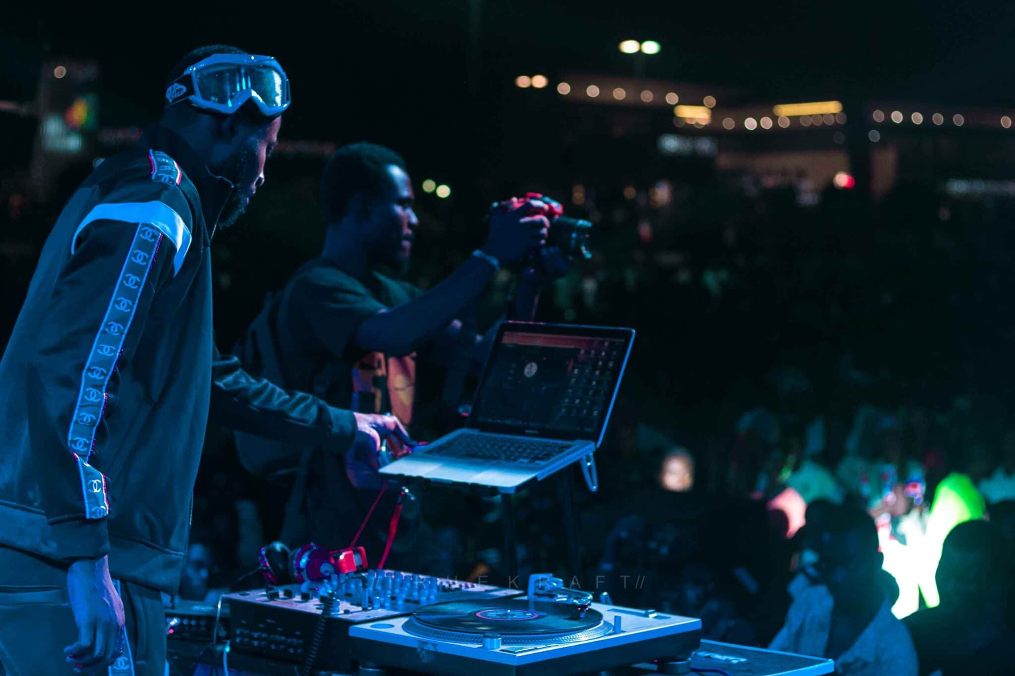 DJ Sly hosts biggest DJ Concert at West Hills Mall