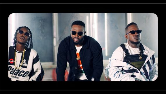 VIDEO: DJ Neptune – Blood And Fire (feat. MI & Jesse Jagz )