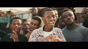 VIDEO: J.Derobie - Poverty (feat. Mr Eazi)
