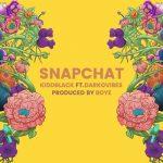Kiddblack - Snapchat (feat. Darkovibes) (Prod. By Boye)